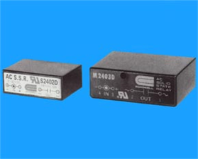 Solid State PCB Mounting Relays (S24/M24)